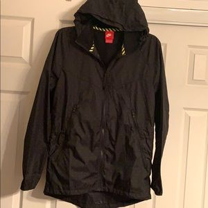 Nike light weight rain gear-worn once